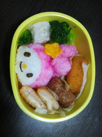 マイメロchan弁当★