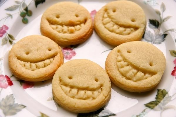 暗殺教室「殺せんせー」クッキー