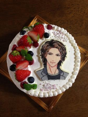 最後の恋、僕にください 立花夏向ケーキ
