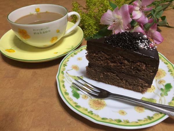 ドラッグ王子とマトリ姫 青山樹さんケーキ