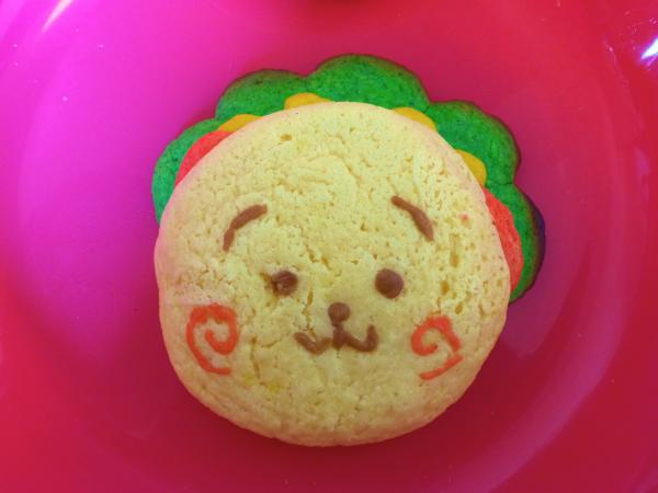 コジコジ☆メロンパン[キャラスイーツ・キャラケーキ]