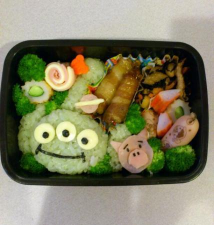 お弁当☆トイストーリー