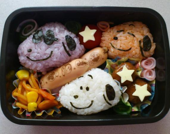 お弁当☆スヌーピー