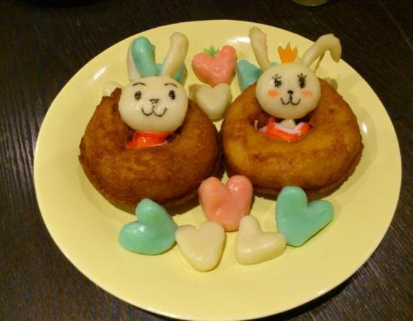 ひな祭りデザート♡