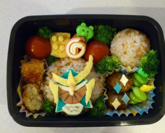 お弁当☆仮面ライダー鎧武