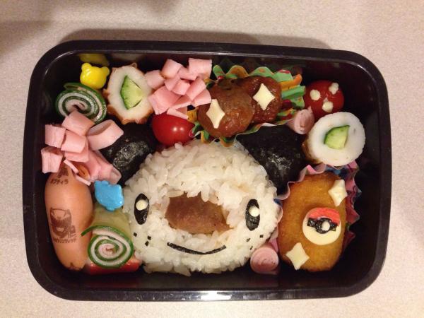 ミジュマル☆お弁当