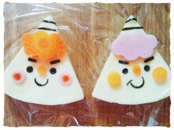 キャラ弁*節分に☆6Pチーズde鬼さんの作り方(レシピ) その5