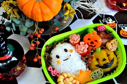 Happy Halloween[キャラ弁・デコ弁]