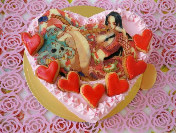 ハンコックケーキ