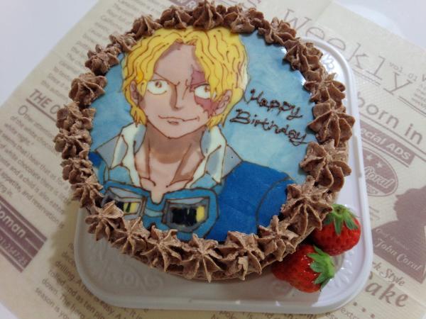 サボ ケーキ