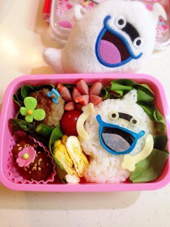 幼稚園弁当