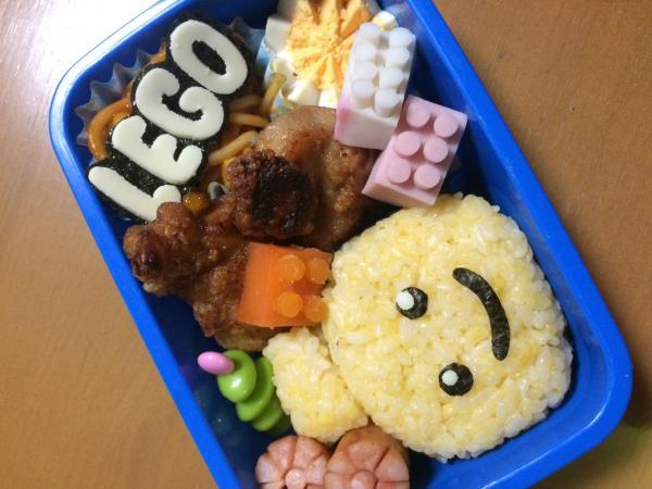 LEGO[キャラ弁・デコ弁]