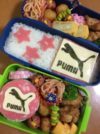Puma[キャラ弁・デコ弁]