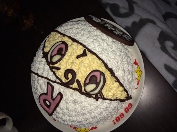 ロールパンナケーキ[キャラスイーツ・キャラケーキ]