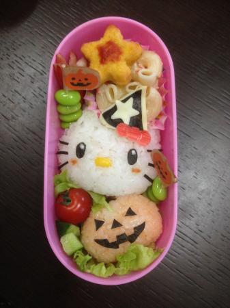 ハロウィンキティちゃん