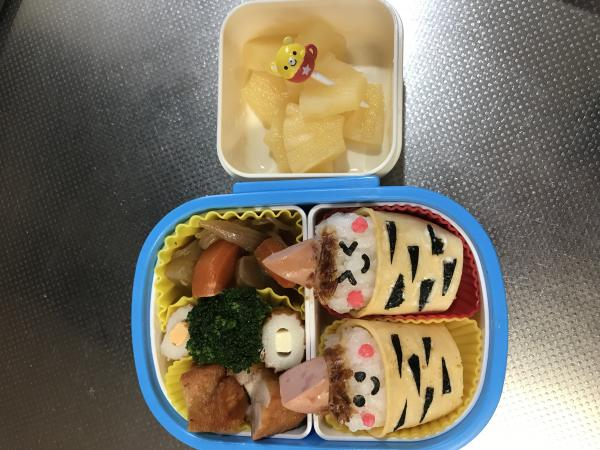 おにさんのお弁当