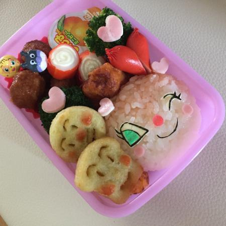 ドキンちゃん弁当★★