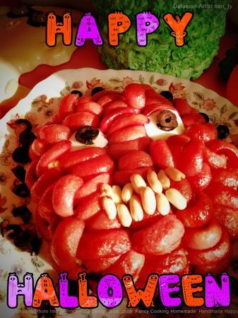 モンスターズインク☆マイク・ワゾウスキのケーキ